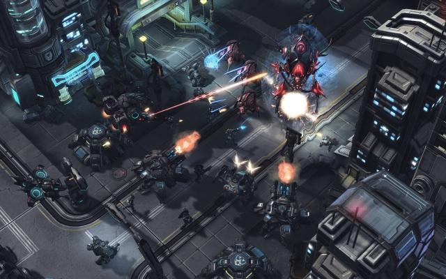 StarCraft II: Wings of Liberty screenshot 20