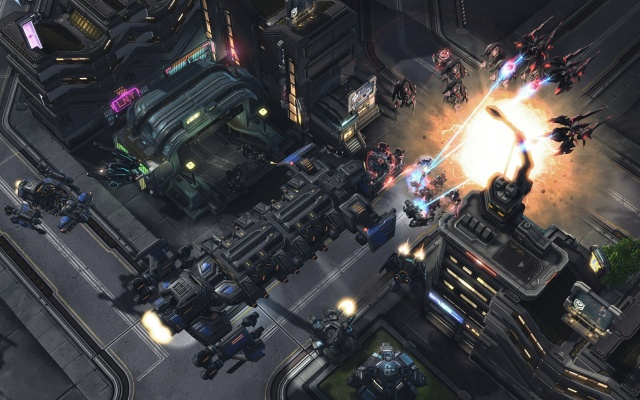 StarCraft II: Wings of Liberty screenshot 21