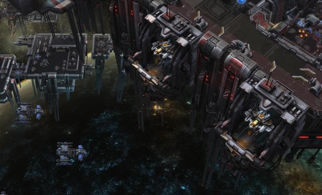StarCraft II: Wings of Liberty screenshot 22