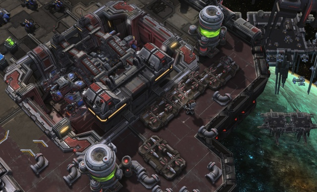 StarCraft II: Wings of Liberty screenshot 23