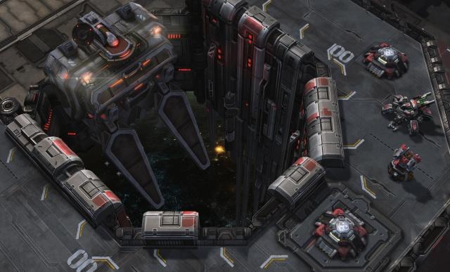 StarCraft II: Wings of Liberty screenshot 24