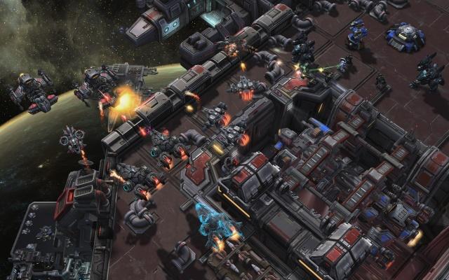 StarCraft II: Wings of Liberty screenshot 25
