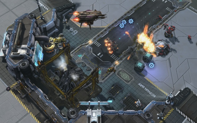 StarCraft II: Wings of Liberty screenshot 29