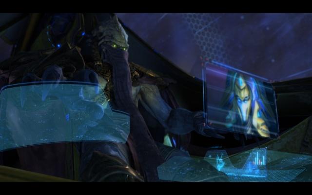 StarCraft II: Wings of Liberty screenshot 30