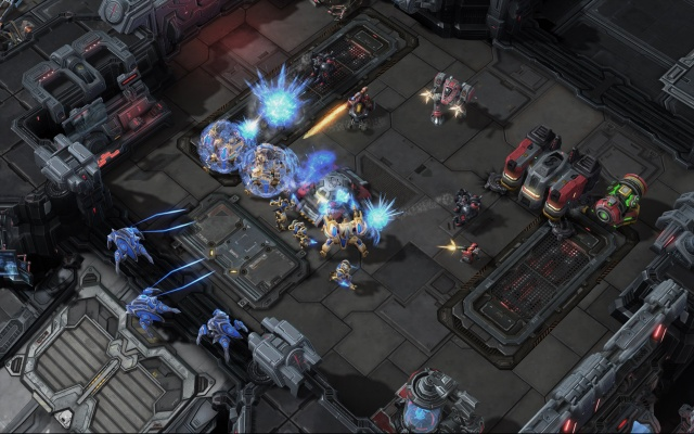 StarCraft II: Wings of Liberty screenshot 31