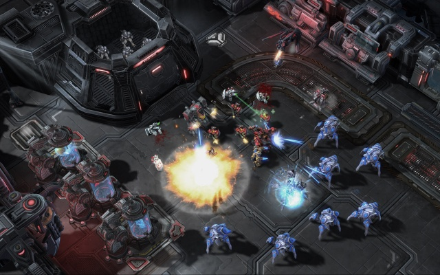 StarCraft II: Wings of Liberty screenshot 32