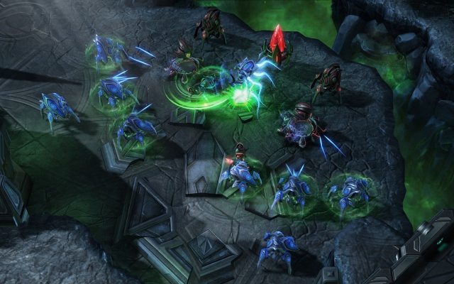 StarCraft II: Wings of Liberty screenshot 34