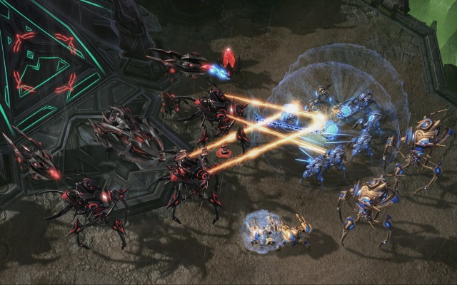 StarCraft II: Wings of Liberty screenshot 36