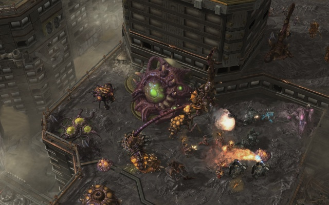 StarCraft II: Wings of Liberty screenshot 37