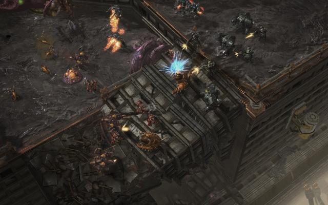 StarCraft II: Wings of Liberty screenshot 38