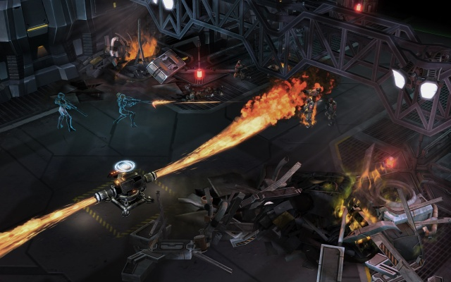 StarCraft II: Wings of Liberty screenshot 39