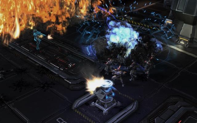 StarCraft II: Wings of Liberty screenshot 40