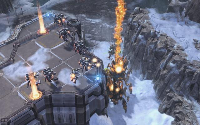 StarCraft II: Wings of Liberty screenshot 41