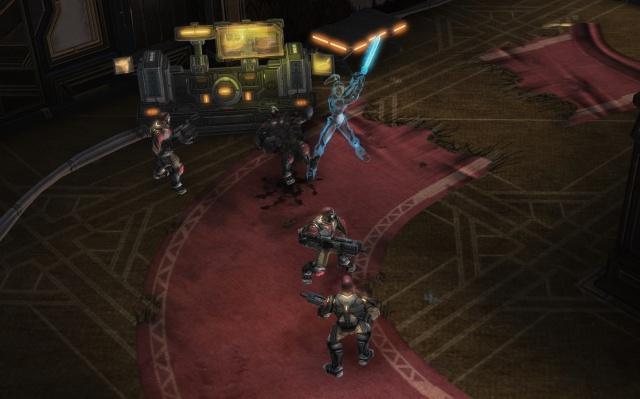 StarCraft II: Wings of Liberty screenshot 42