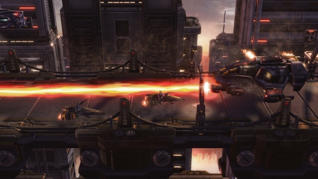 StarCraft II: Wings of Liberty screenshot 43