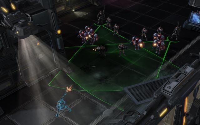 StarCraft II: Wings of Liberty screenshot 45