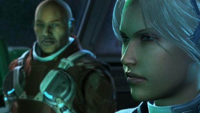 StarCraft II: Wings of Liberty screenshot 47