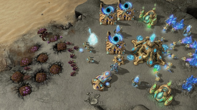 StarCraft II: Wings of Liberty screenshot 48