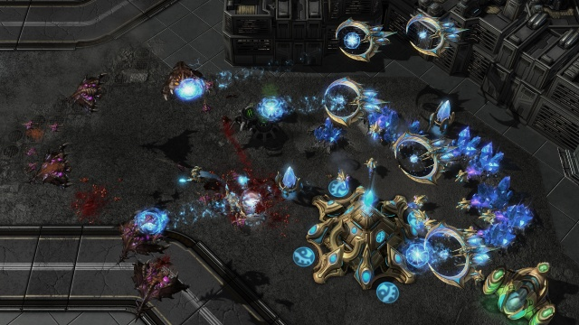StarCraft II: Wings of Liberty screenshot 49