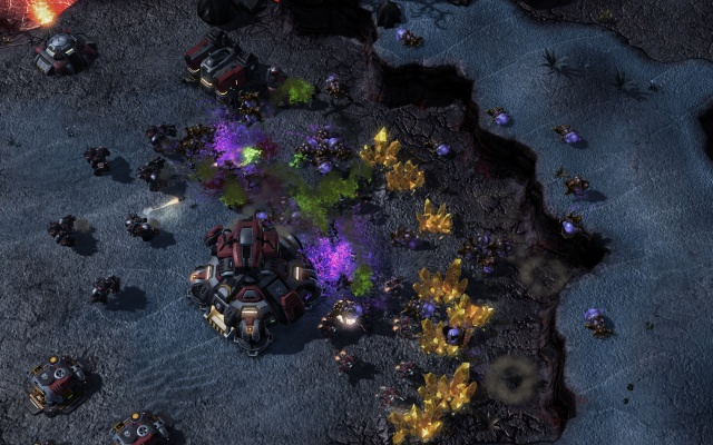 StarCraft II: Wings of Liberty screenshot 50