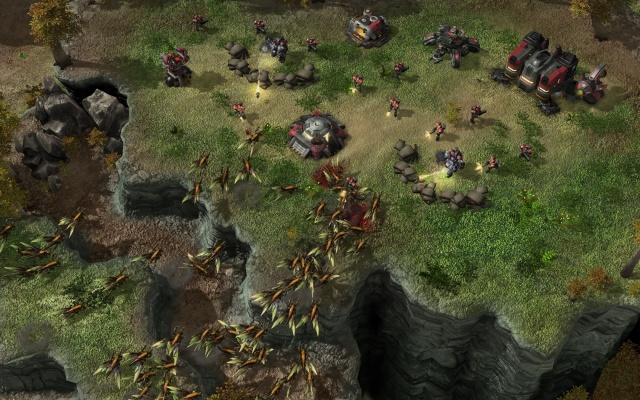 StarCraft II: Wings of Liberty screenshot 51