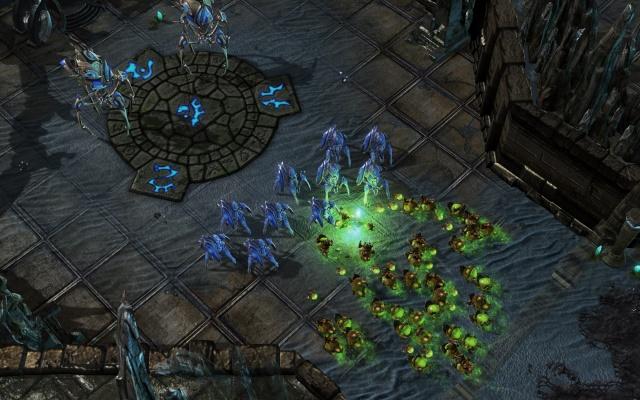 StarCraft II: Wings of Liberty screenshot 52