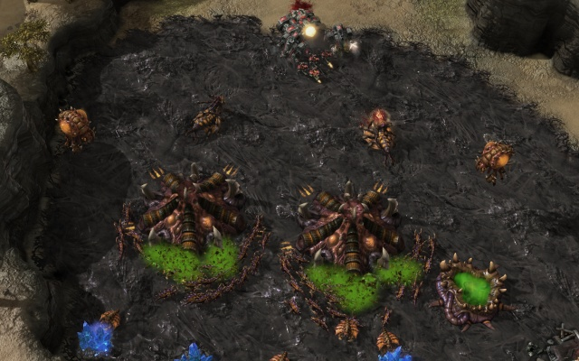 StarCraft II: Wings of Liberty screenshot 53
