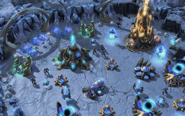 StarCraft II: Wings of Liberty screenshot 54