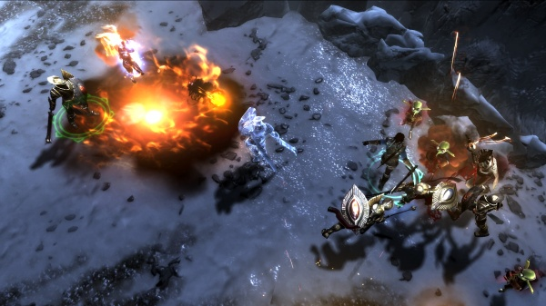 Dungeon Siege III screenshot 1