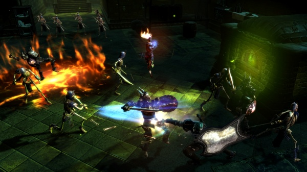 Dungeon Siege III screenshot 3