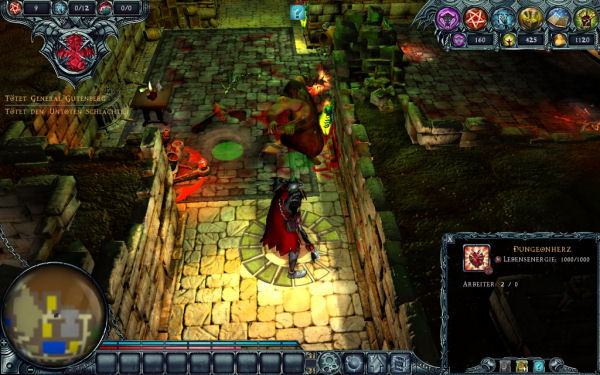 Dungeons screenshot 1