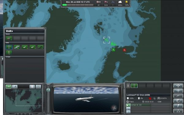 Naval War: Arctic Circle screenshot 6