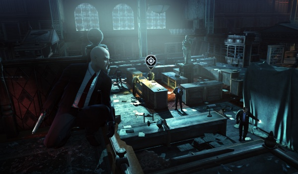 Hitman goes to Google Play