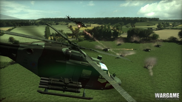 Wargame: European Escalation screenshot 9