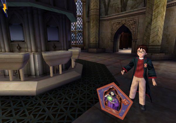 Harry potter and the chamber of secrets screenshot 2 pc - Harry potter et la chambre des secrets jeu pc ...