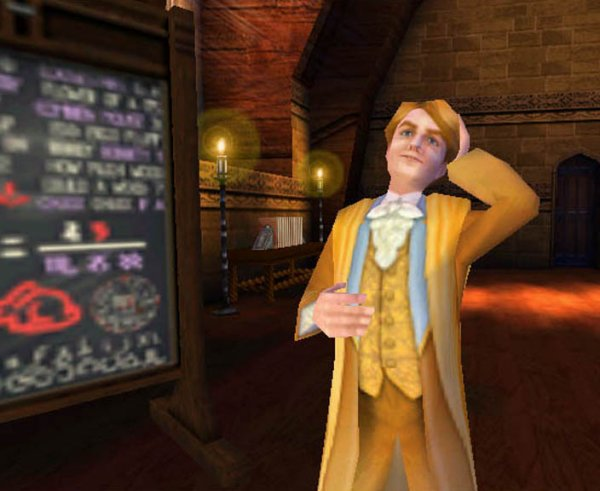 Harry Potter And The Chamber Of Secrets Screenshot 5 Pc The