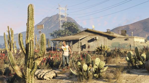 Grand Theft Auto V screenshot 36