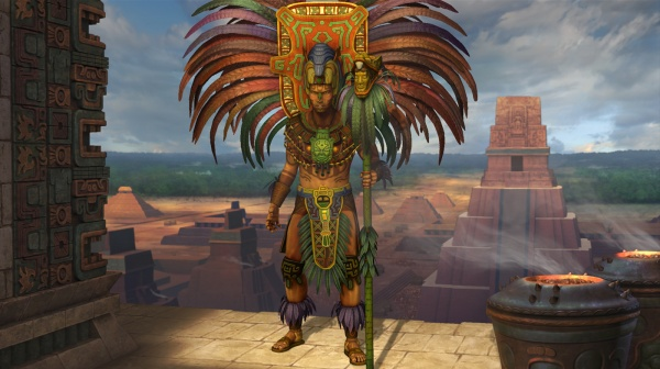 Civilization V: Gods & Kings screenshot 1