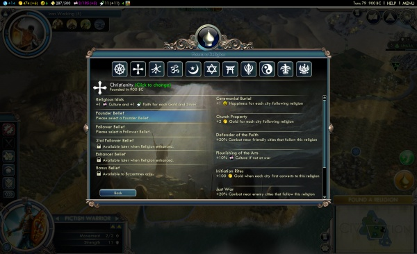 Civilization V: Gods & Kings screenshot 4
