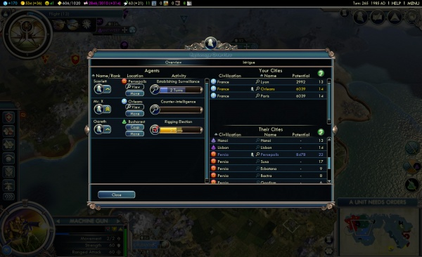 Civilization V: Gods & Kings screenshot 5