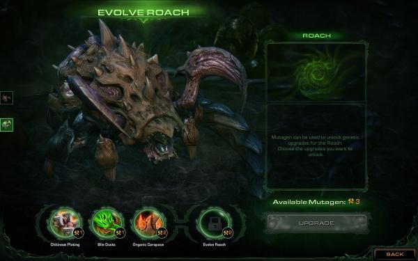 StarCraft II: Heart of the Swarm screenshot 14