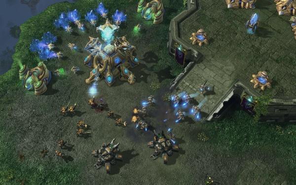 StarCraft II: Heart of the Swarm screenshot 31