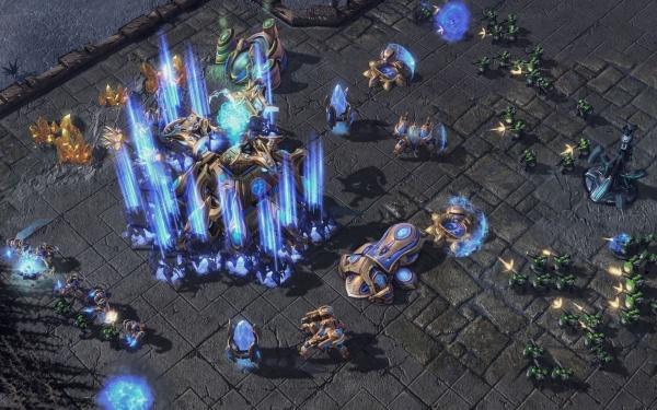 StarCraft II: Heart of the Swarm screenshot 34