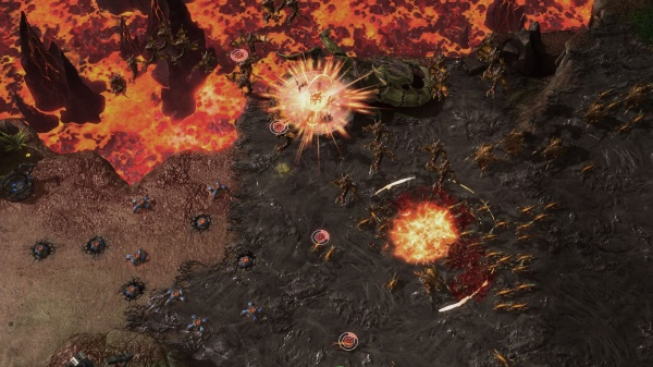 StarCraft II: Heart of the Swarm screenshot 39
