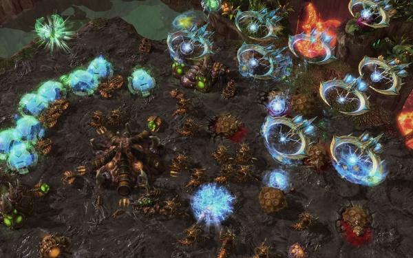 StarCraft II: Heart of the Swarm screenshot 44