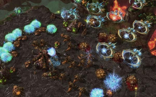 StarCraft II: Heart of the Swarm screenshot 45