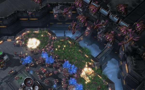 StarCraft II: Heart of the Swarm screenshot 47