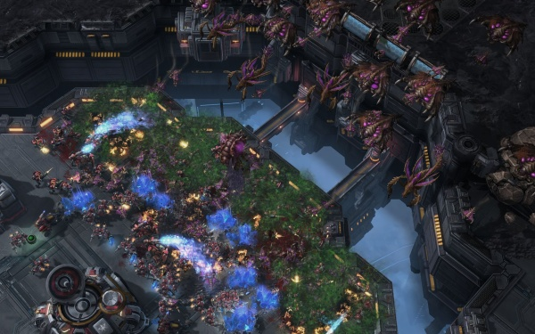 StarCraft II: Heart of the Swarm screenshot 48