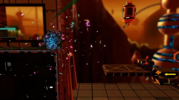 Ms. Splosion Man screenshot 9