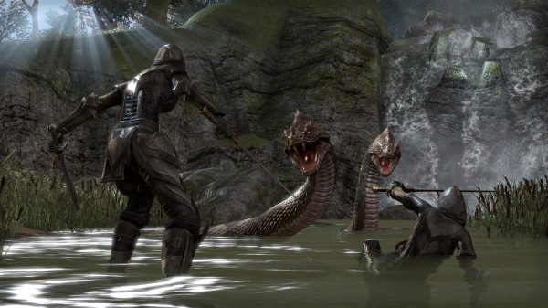 The Elder Scrolls Online screenshot 3